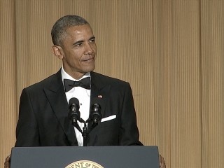 Best of Obama's Correspondents' Dinner Speech