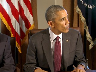 Obama Says Boehner, McConnell Agree With Him on Cyber-Security Issues