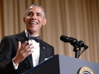 Watch Obama's Full Correspondents' Dinner Speech