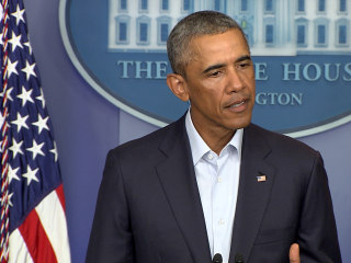 Obama: 'No Doubt' U.S. Will Continue Fight Against ISIS