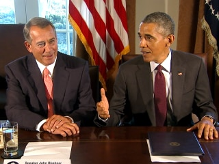Obama Congratulates Boehner on Ohio State Victory