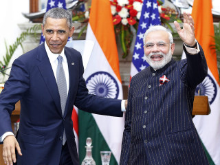 Obama Calls India's Prime Minister 'Tough' After Hearing of Crocodile Attack