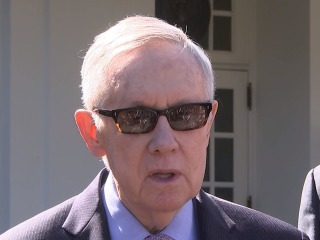 Harry Reid: GOP Waiting for 'President Trump' on SCOTUS Nominee