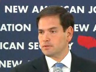 Rubio Delivers Tough Talk Toward China