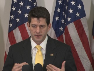 Paul Ryan Says N.H. Primary Reflects Voter Anxiety