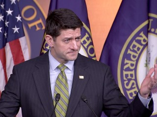 Paul Ryan Asked If He Would Consider 2016 Run at GOP Convention