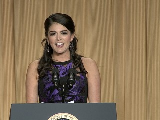 Best of Cecily Strong's Correspondents' Dinner Speech