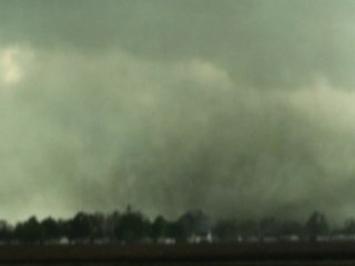 Twister Tears Through Missouri