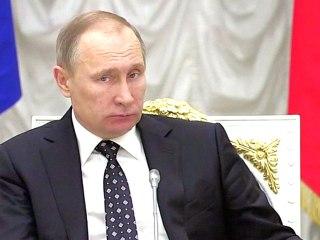 White House: Report of Putin Sanctioning Murder Sounds Like a 'Spy Novel'