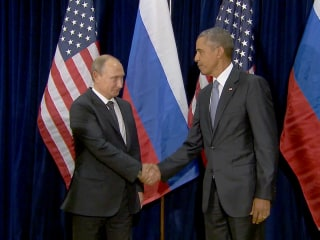 White House Reacts to Russian Airstrikes in Syria