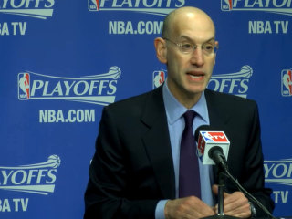 Adam Silver: Donald Sterling Deserves Due Process