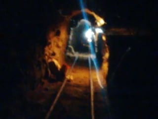 Look Inside a Just-Discovered Drug Tunnel
