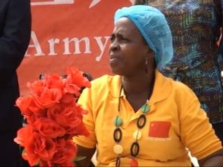 Liberia's Last Ebola Patient Heads Home