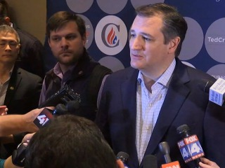 Ted Cruz on Ben Carson: He is an American Hero