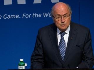 FROM JUNE 2: FIFA Chief Sepp Blatter Announces Resignation