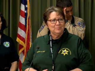 Sheriff: Hiker Very Grateful to be Found
