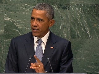 Obama to UN: US Will Not Be Outlasted by Extremists