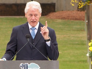 Bill Clinton on Bombing Anniversary: 'Whole World Needs Oklahoma City'