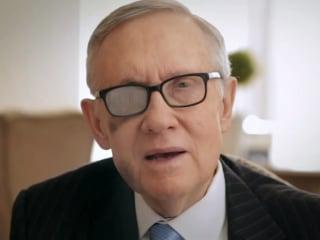 Watch Sen. Harry Reid Announce Retirement in YouTube Video