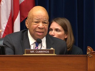 Rep Cummings on Flint: 'A Five-Year-Old Could Figure That Out'