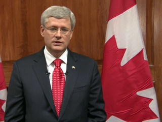 Stephen Harper: Canada Is Not Immune to Terrorist Attacks