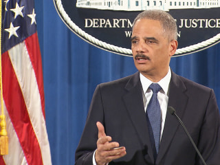 Holder: 'Overwhelming Majority of Force' by Ferguson Police Aimed at Blacks