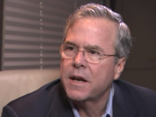 Jeb Bush Wants Detractors to 'Take a Chill Pill'