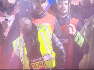 Finishing Marathon Last Was a Triumph for Venezuelan Maickel Melamed