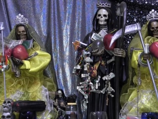 Santa Muerte Devotees Say She Is A Force For Good
