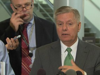 Sen. Graham: Prisoner Release Threatens U.S. Security