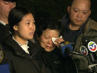 Wife Of Murdered NYPD Officer: 'We'll Get Through This'