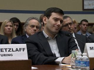 Martin Shkreli Testifies Before Congress and Annoys Congressmen