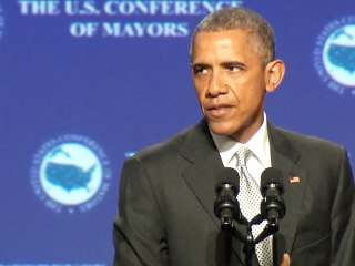 Obama: Gun Violence 'Far to Common Place' in US