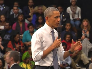 Obama On Ferguson Report: The Majority of Police Officers Are Fair