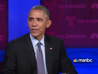 Obama to Bush: Talk to GOP About Immigration Reform