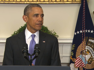 'This Is a Good Day': Obama Touts Iran Nuclear Deal, Prisoner Release
