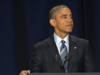 Obama: 'Fear Can Lead us to Lash Out Against Those Who are Different'