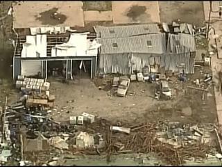 Aerials Show Tornado Devastation in Oklahoma