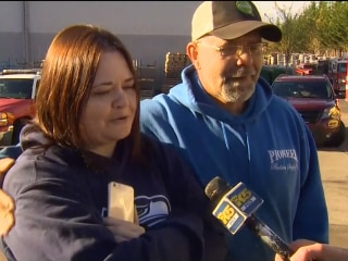 Parent: My Daughter Walked By Shooter and Saw Gun