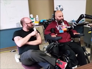 Neuroprosthetics Give Paralyzed Patients New Feeling of Independence