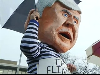 Flint Residents Want Gov. Snyder Arrested