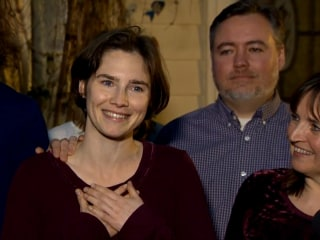 Amanda Knox: I'm Incredibly Grateful to Have My Life Back