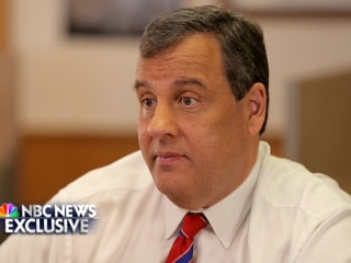 Gov. Christie On Clinton: She's Going to Have To Earn Nomination