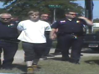 Dylann Roof Arrest Caught on Dashcam Video