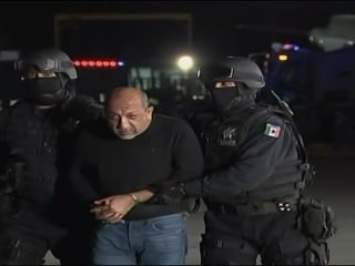 Mexico Captures Most Wanted Drug Kingpin 'La Tuta' Gomez