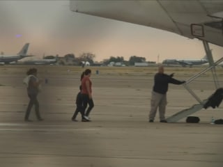 Undocumented Migrants Deported From New Mexico