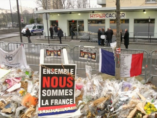 Jewish Supermarket Targeted in Paris Attacks Reopens