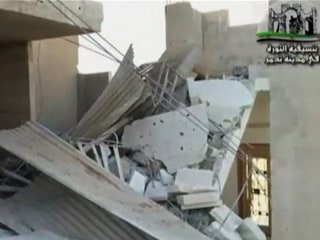 Video Purports to Show Aftermath of Syria's Bombing of Palmyra