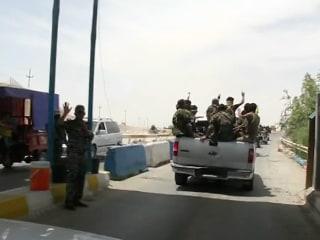 Iraqi Forces Regain Ground From ISIS Near Ramadi