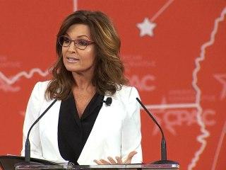 Sarah Palin at CPAC: VA Killing Our Vets